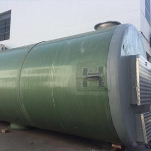 重慶一體化泵站